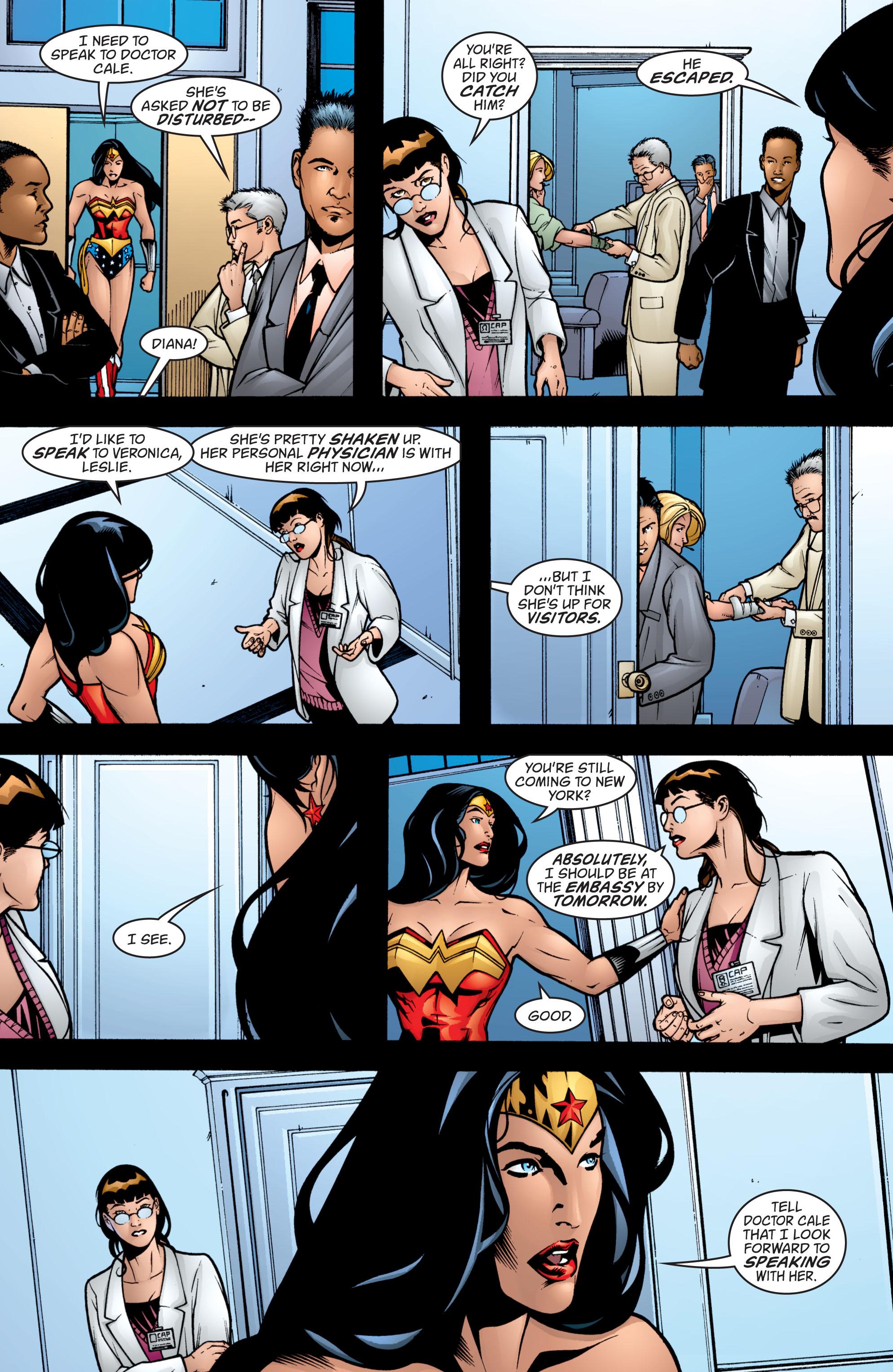 Read online Wonder Woman (1987) comic -  Issue #205 - 19