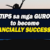 TIPS sa mga Guro to become FINANCIALLY SUCCESSFUL