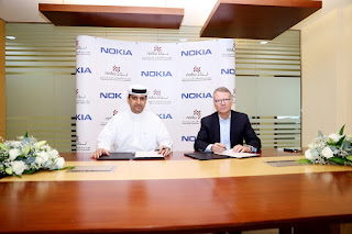 Nedaa & Nokia set Dubai as base of pioneering Innovation & Creativity Lab