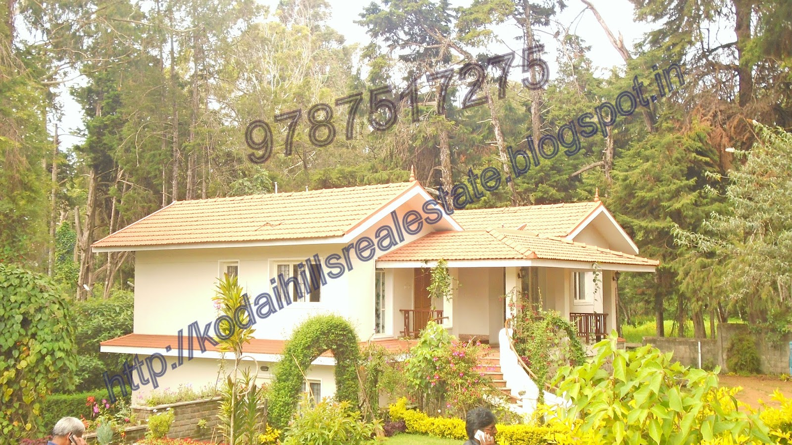 Kodai hills real estate a beautiful bunglow for sale in Beautiful real estate pictures