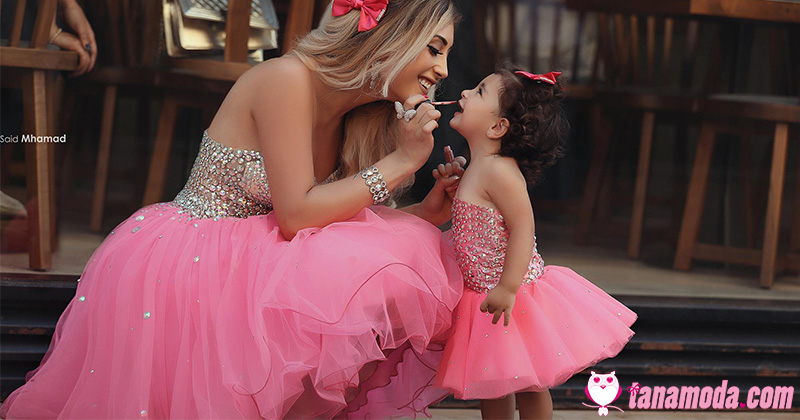 Mother and Daughter Dresses for Party - Top 10