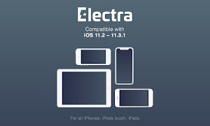 كيفية تحميل وتثبيت جلبريك iOS 11.3.1 بواسطة اداة Electra على الآيفون والآيباد