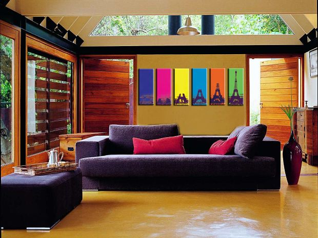 Ibercons Arquitectura Diseo Decoracin con Pop Art
