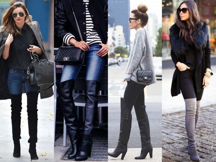 As botas nunca sai da moda