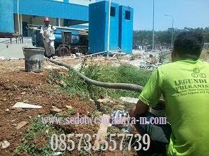 Jasa Sedot WC dan Tinja Jetis Mojokerto Murah