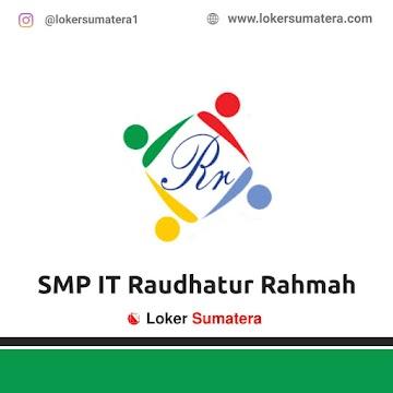 Lowongan Kerja Pekanbaru: SMP IT Raudhatur Rahmah Juni 2021