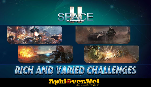 Space Armor 2 MOD APK unlimited money