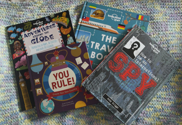 Lonely Planet Kids Books - Review and Giveaway