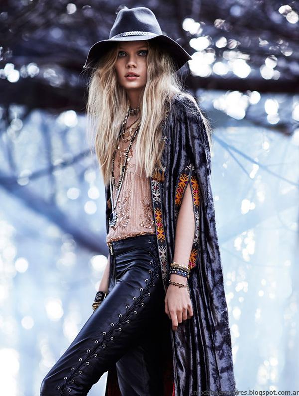 Pantalones, capaz, chaquetas, túnicas, sacos, moda otoño invierno 2016. Tendencias de moda invierno 2016 Rapsodia.