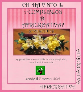 5° Compliblog Africreativa