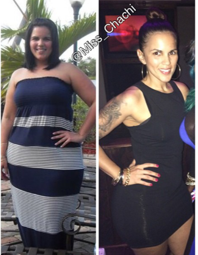 SOMEONE YOU SHOULD FOLLOW: WEIGHT LOSS TRANSFORMATION