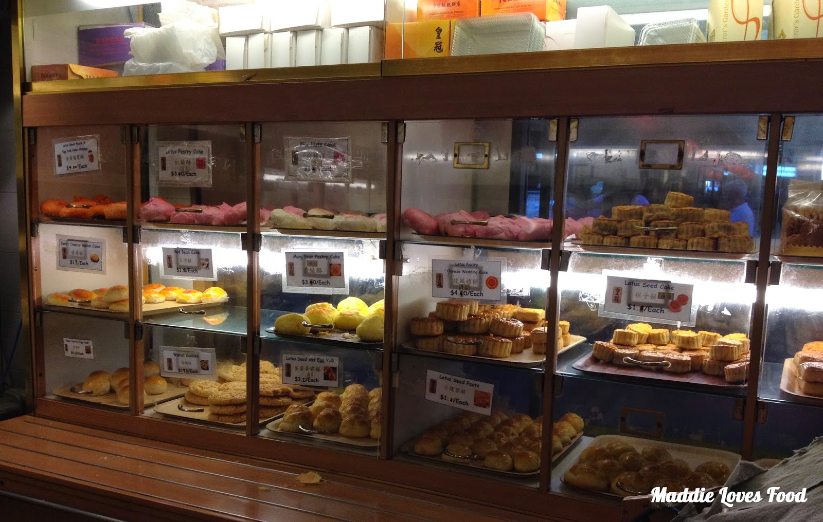 Why I love Asian Bakeries: Part 2, Emperor\'s Garden Cake & Bakery ...