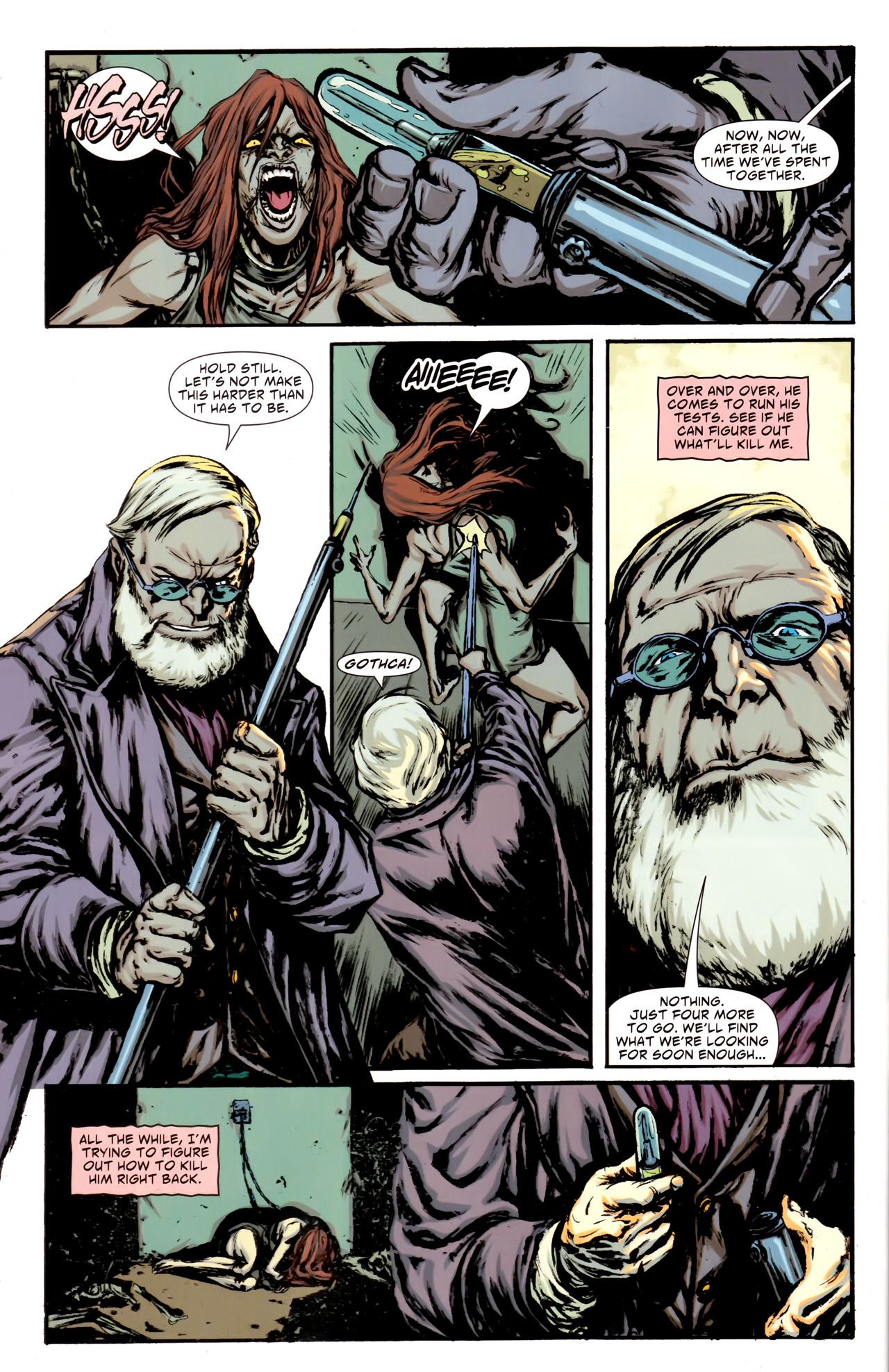 Read online American Vampire comic -  Issue #10 - 5