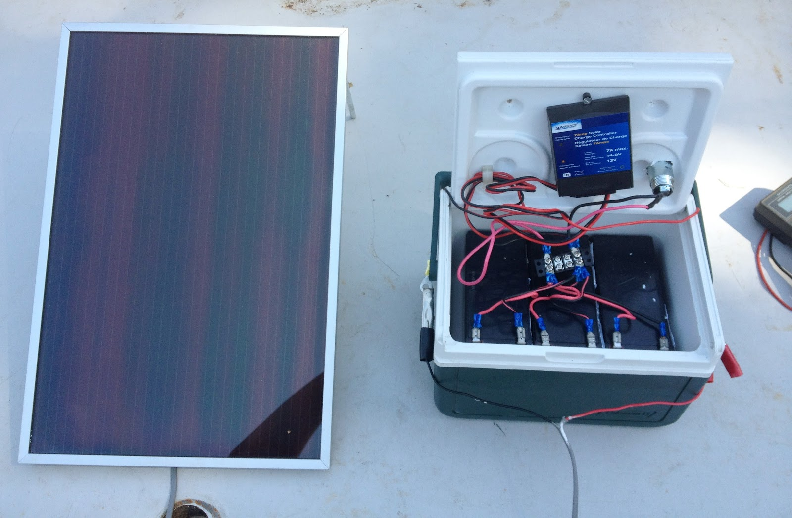Solar Power My Charge Controller Wiring