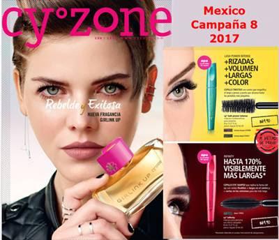 cyzone catálogo de campaña 8 2017