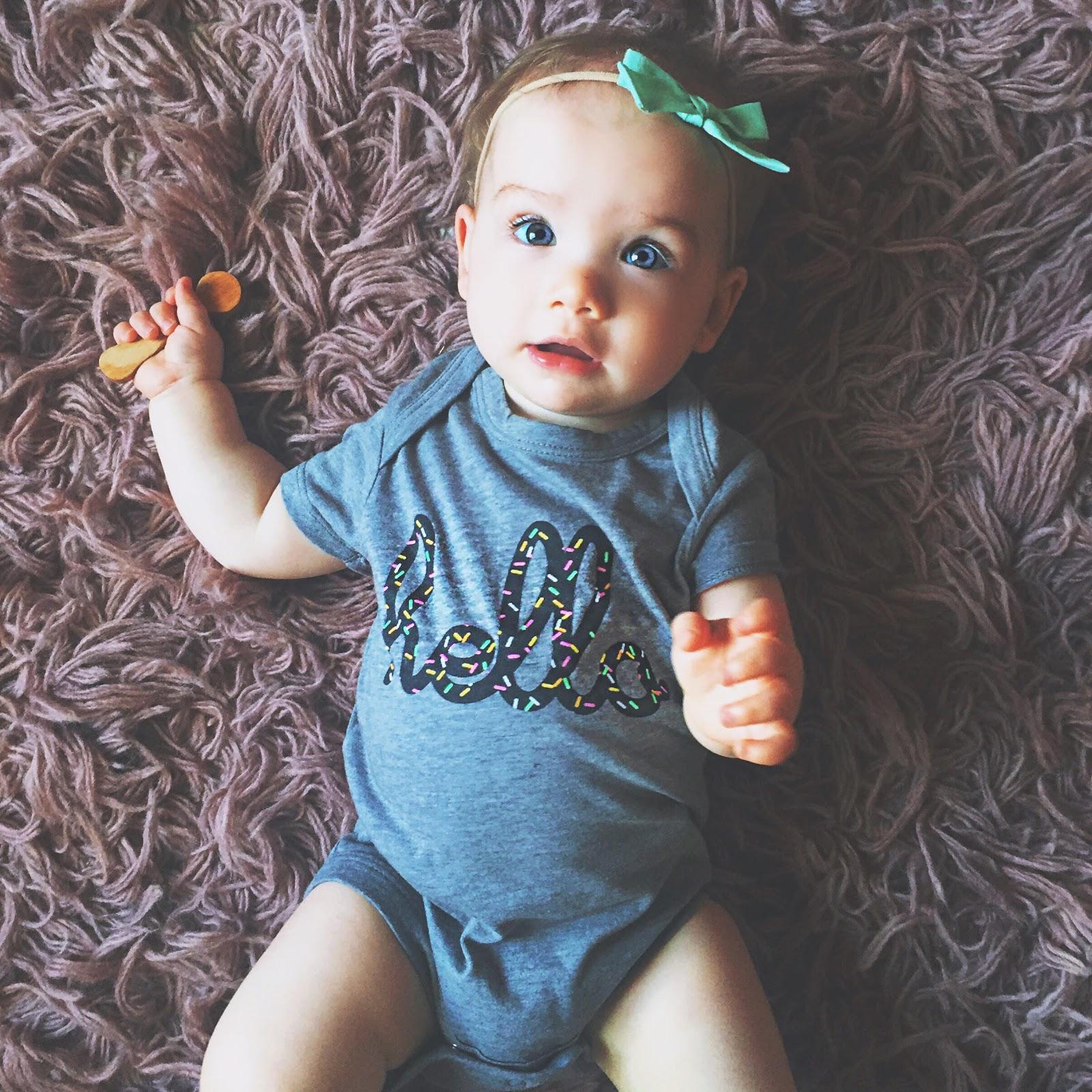 baker bree | 10 months | PB+J babes | Bloglovin\'