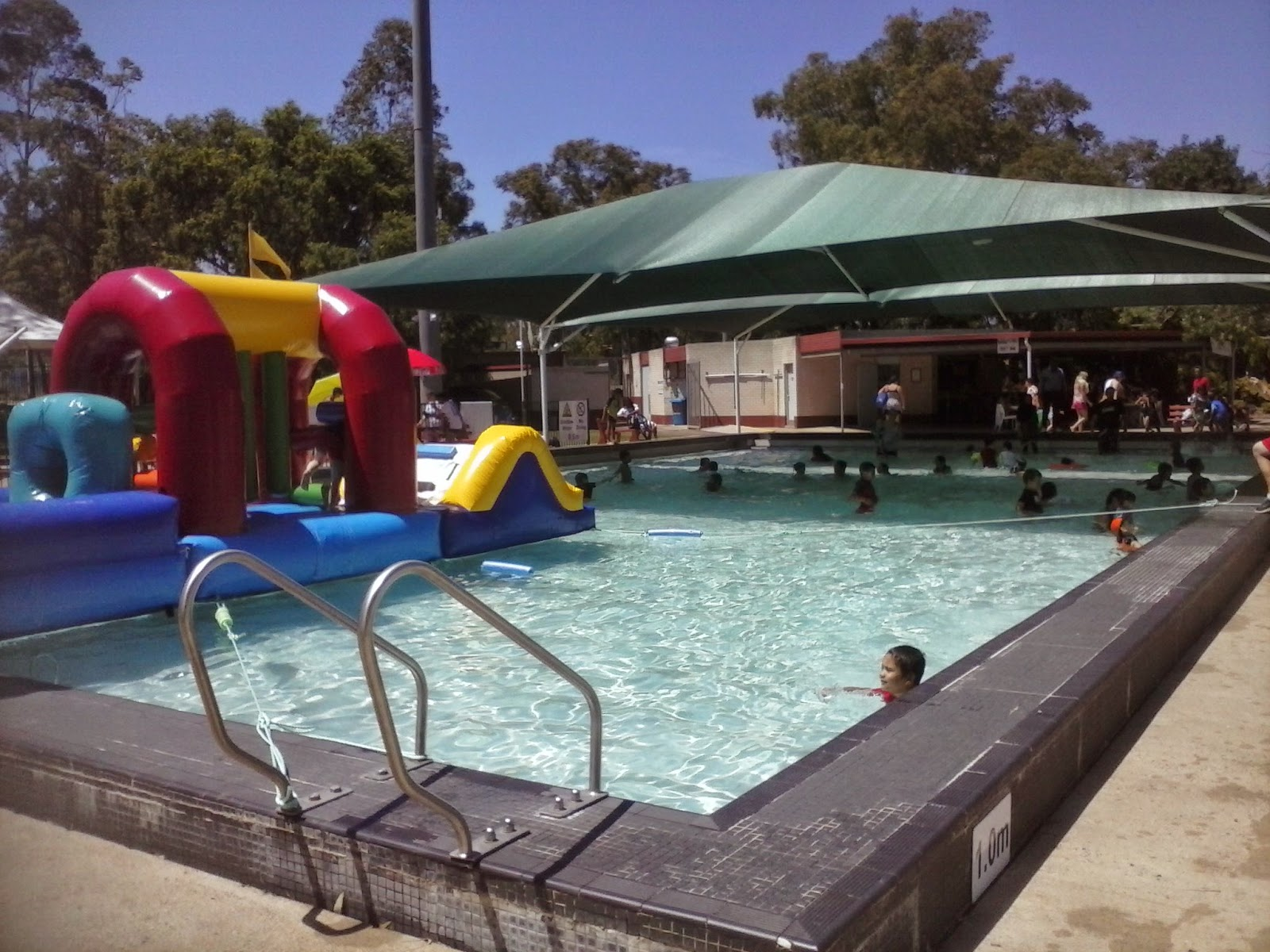 why i love mount druitt mount druitt pool is now opened by mayor stephen bali all are