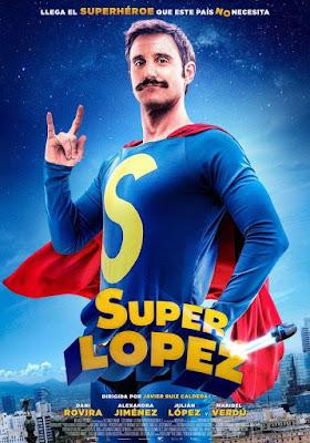 Superlópez 2018 DVD R2 PAL Spanish