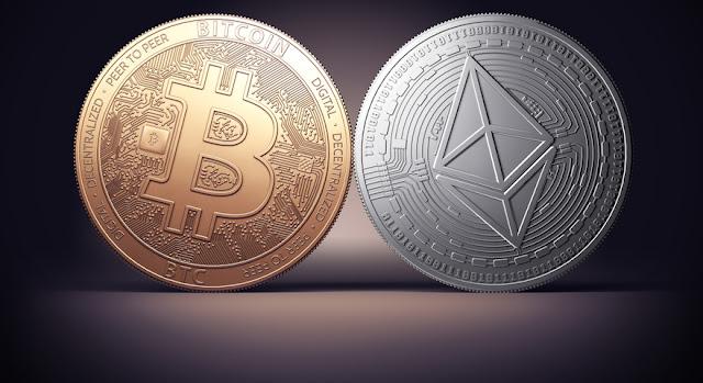 Ethereum (ETH) y Bitcoin (BTC) juntos ocupan el puesto 45 en el mapa global de niveles de consumo de energía