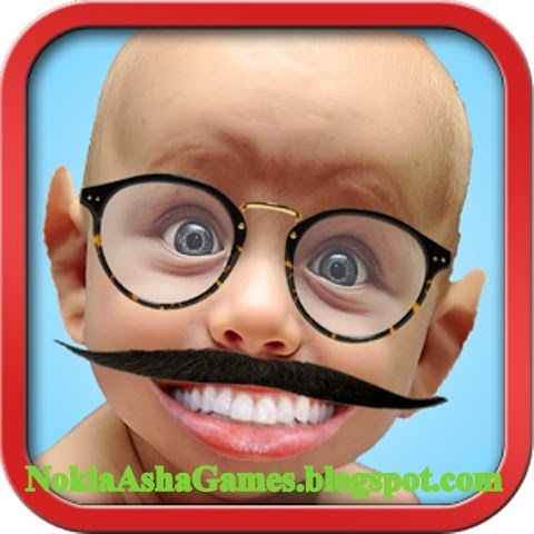 Funny Face Changer Apps download for Nokia Asha 501 502 305