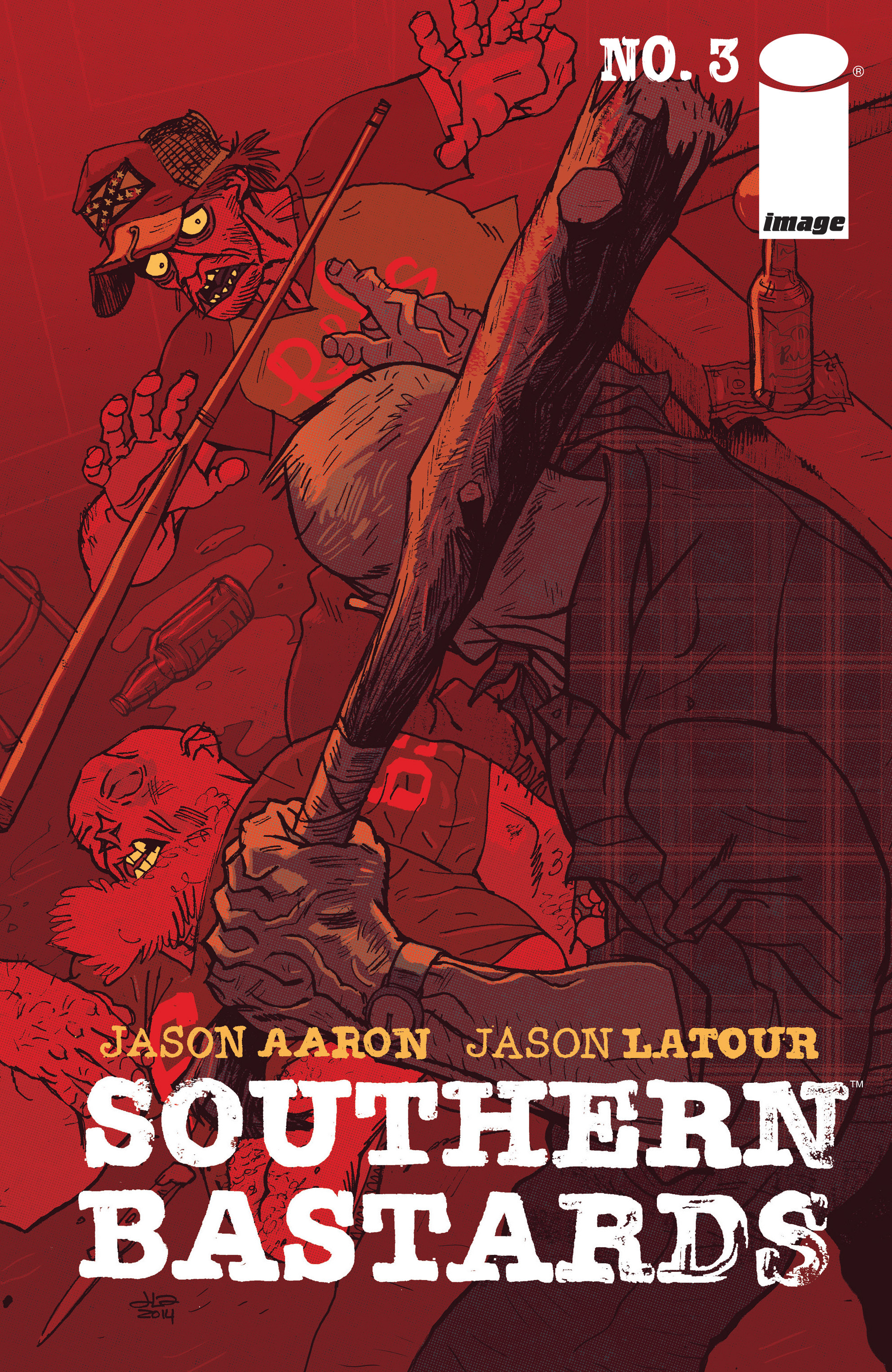 Read online Southern Bastards comic -  Issue #3 - 1