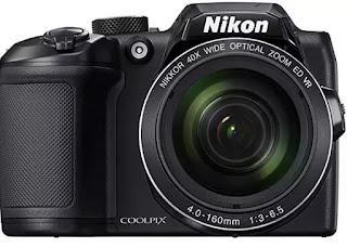 fotocamera Nikon Coolpix B500