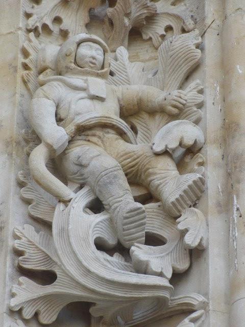 Astronauta Cosmonauta de Salamanca