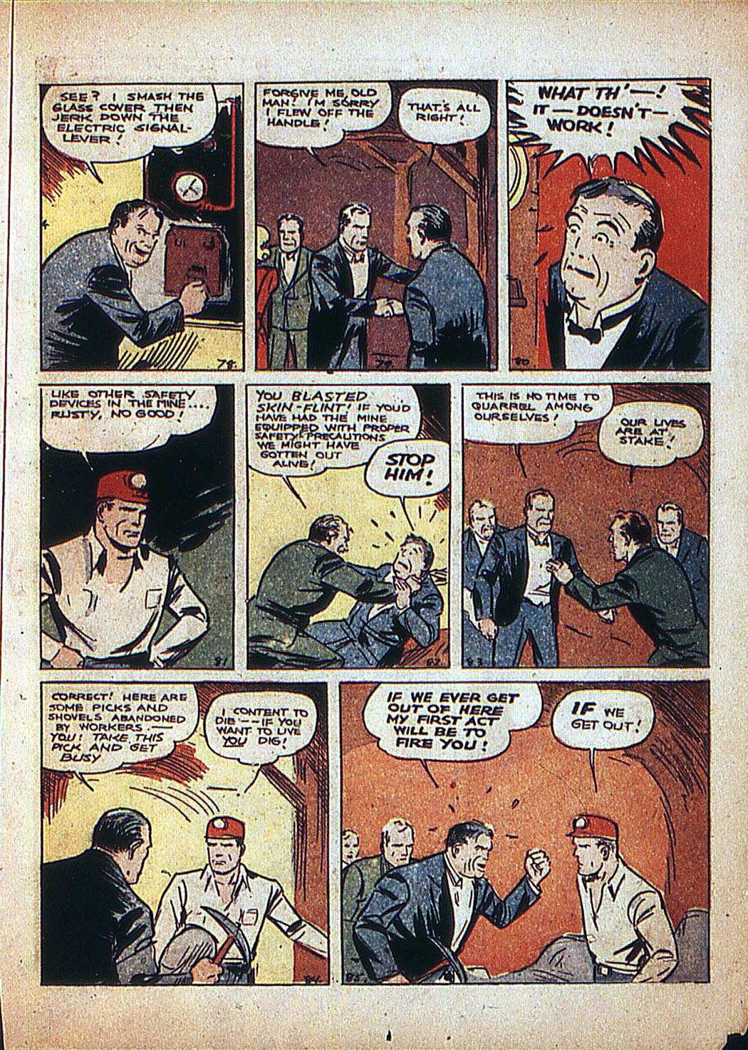 Read online Action Comics (1938) comic -  Issue #3 - 13