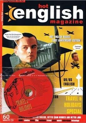 Hot English Magazine - Number 10