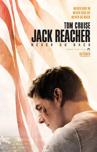 Jack Reacher: Never Go Back (BRRip 720p Dual Latino / Ingles) (2016)