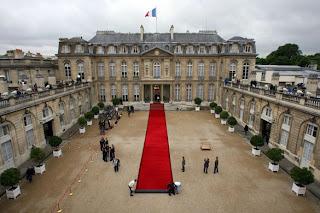 Élysée Sarayı - Fransa