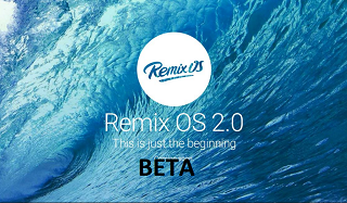 Remix OS Beta ISO Download