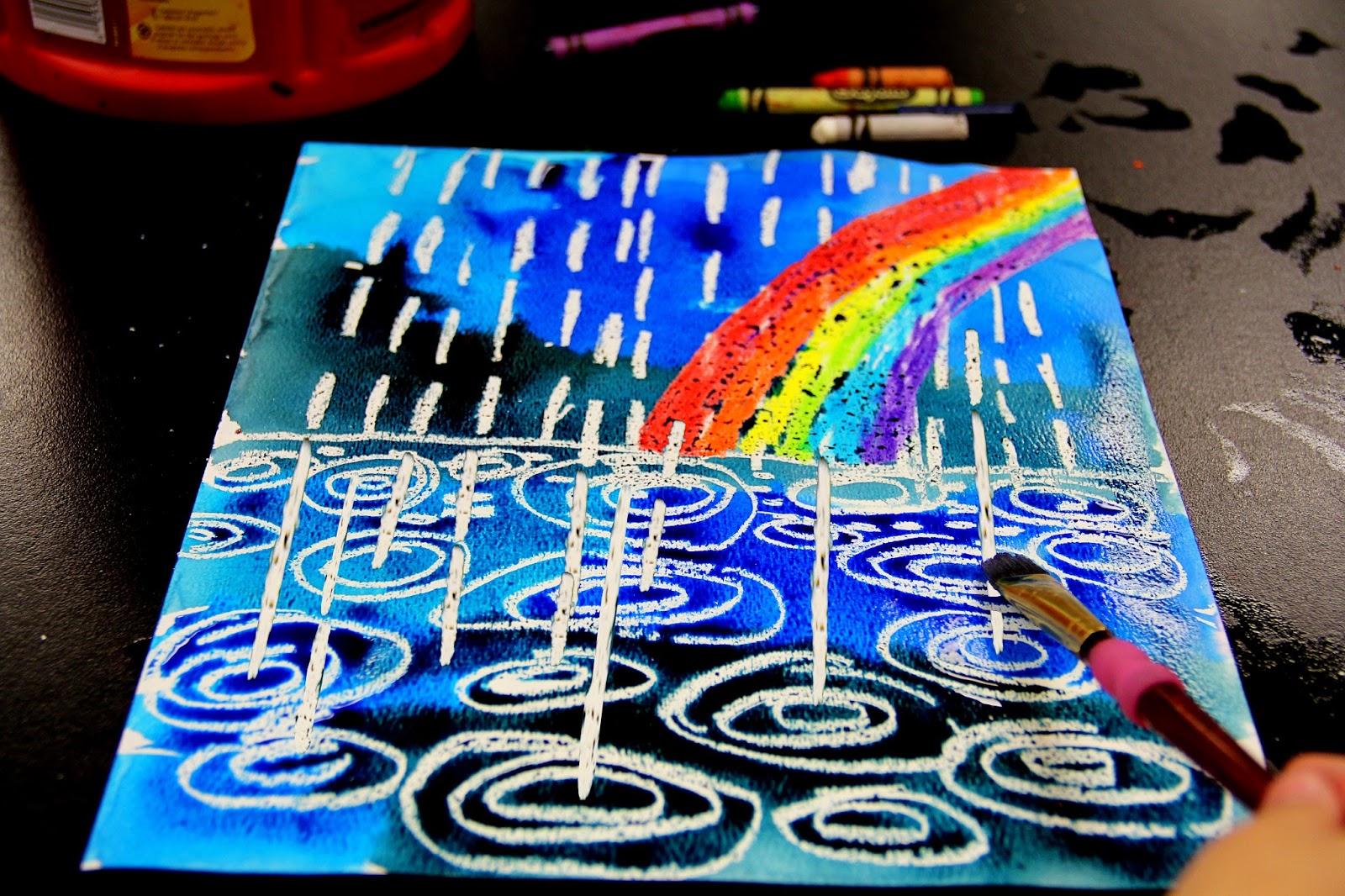 How beautiful is the rain essay