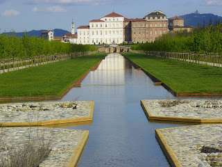 The Reggia di Venaria Reale palace, once a hunting lodge owned by the House of Savoy