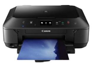 Canon PIXMA MG6650 Printer Driver Downloads