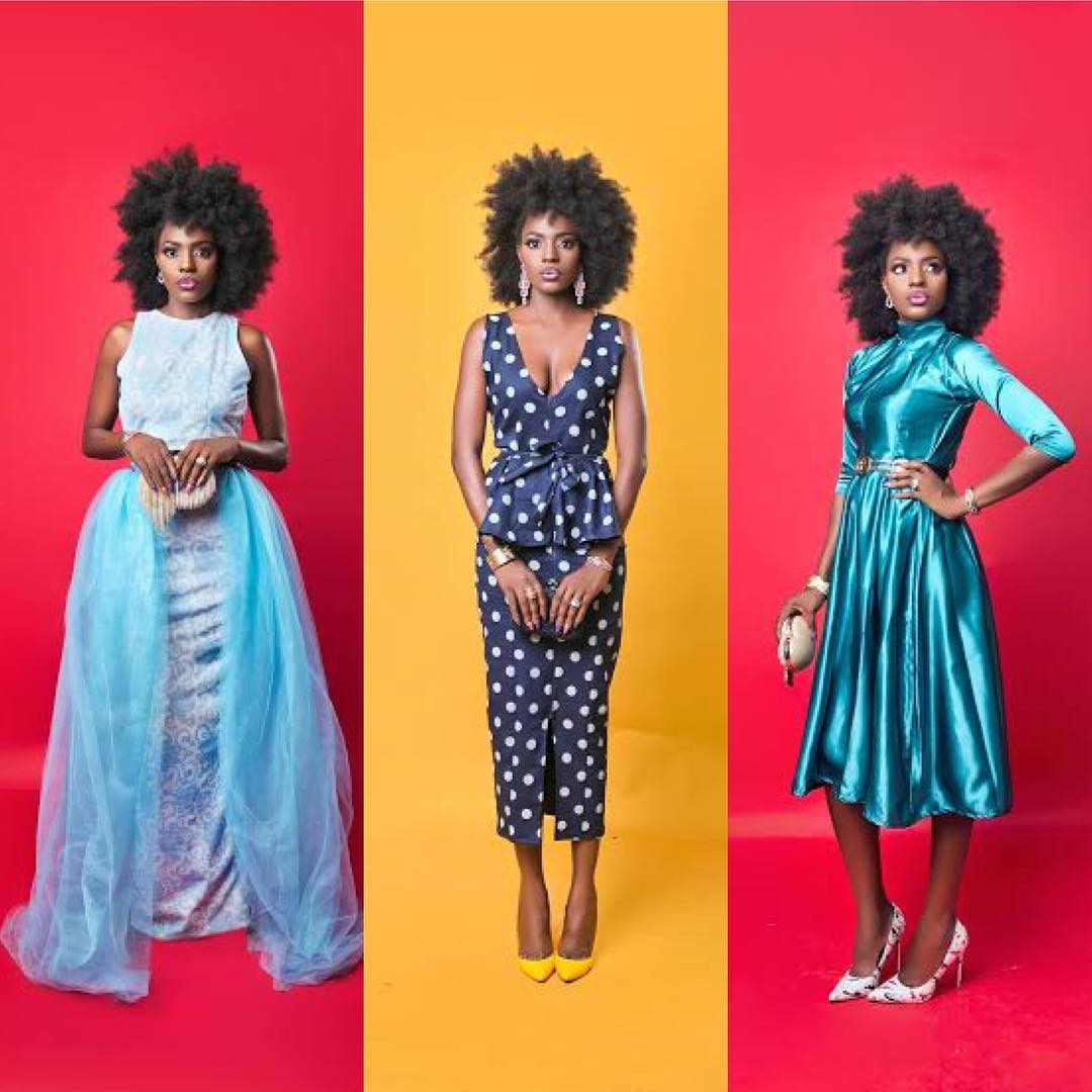 Image result for Beverly Osu stuns in the new fabulousity by Teju Pretty Spring/Summer 2016
