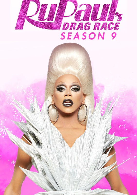 RuPaul's Drag Race season 9 poster