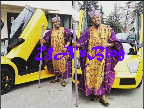 For the First Time, Flambouyant Oluwo Attends Obas' Council Meeting In Ooni's Palace