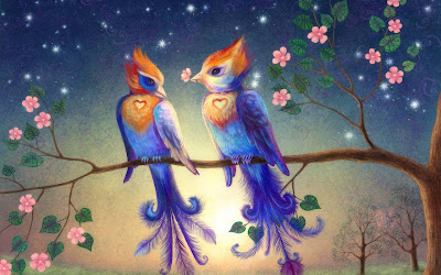 love-heart-emotion-affection-birds-walls