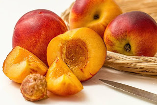 the health benefits of peaches