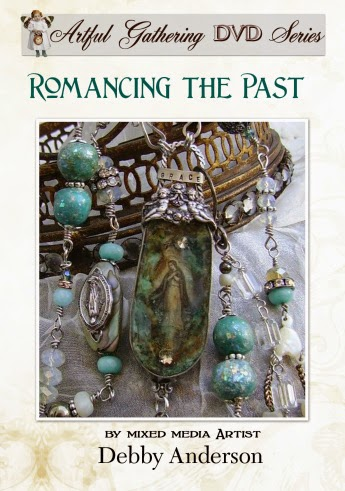 Romancing the Past© by Debby Anderson