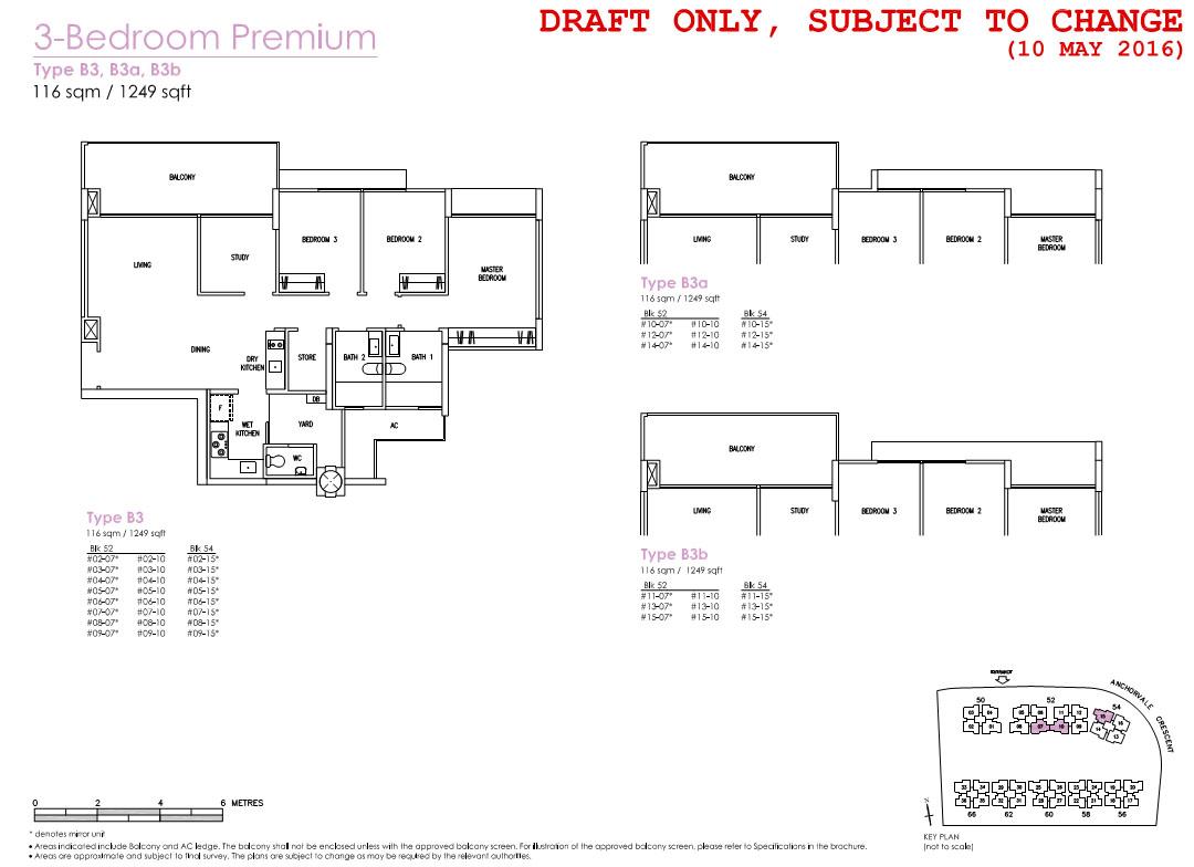 Treasure Crest Ec Floor Plans