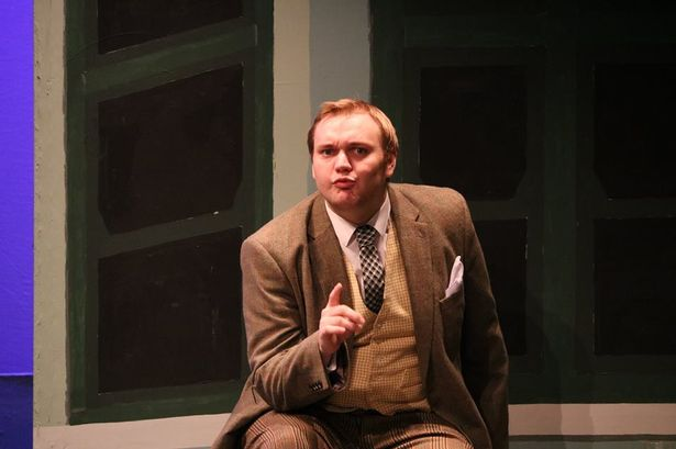 Theatre reviews for Farcical part of speech