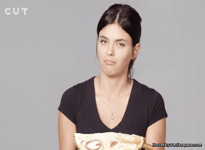 100 Reaksi Lucu Orang Barat Makan Durian Buat Kali Pertama