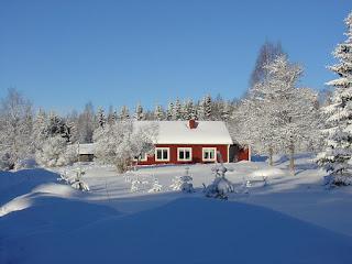 Particulier vakantiehuis Zweden