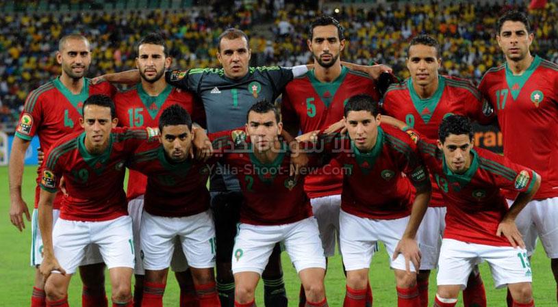 المغرب vs الغابون