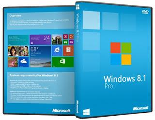 Windows 8.1 Pro 2016 + Ativador - Português BR