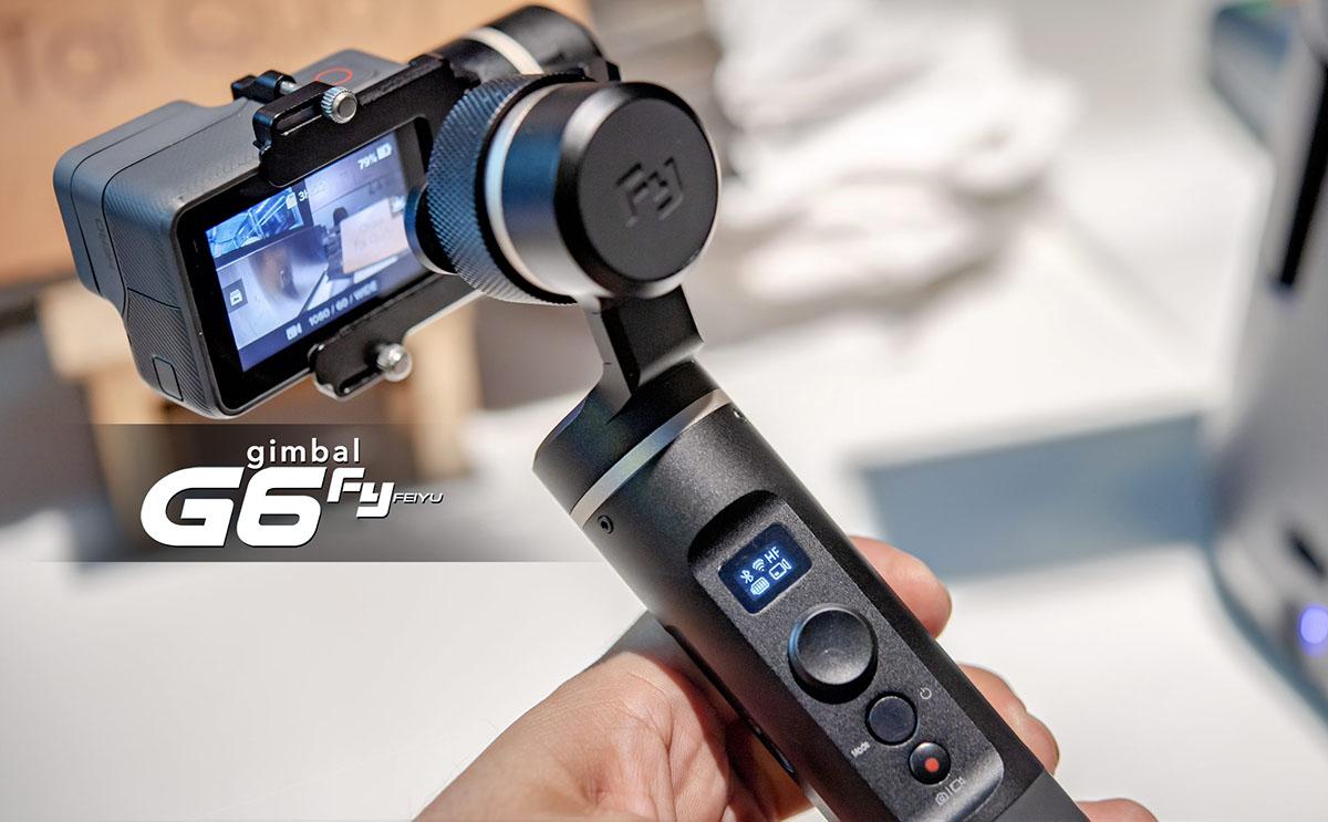 Hướng dẫn sử dụng Gimbal Feiyu Tech G6