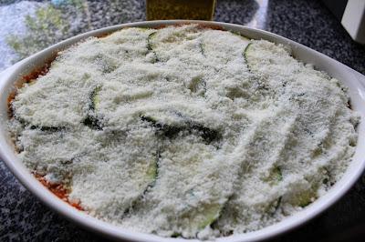 Berenjenas o calabacines a la parmesana. Con Thermomix.