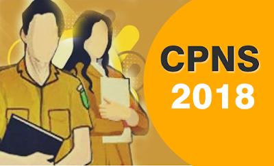Passing Grade Tes CPNS 2018